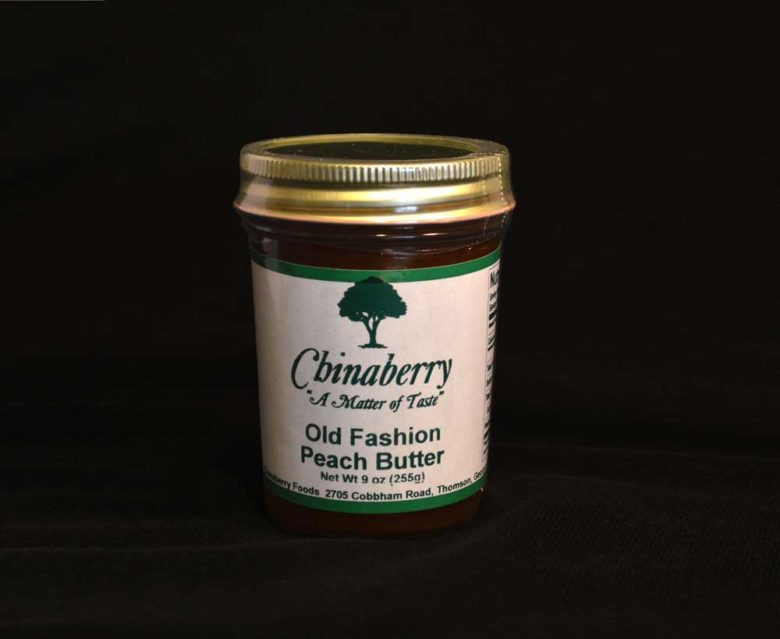 Old Fashion Peach Butter