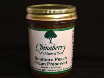 Southern Peach Preserves