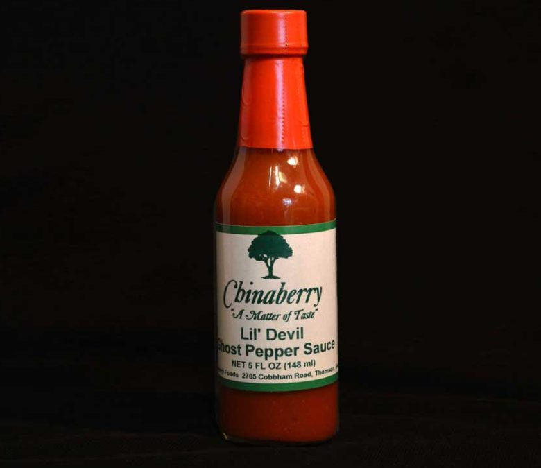Lil' Devil Ghost Pepper Sauce