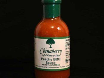 peachy BBQ Sauce