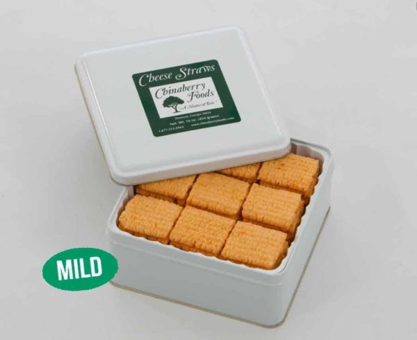 Mild Cheese Straws