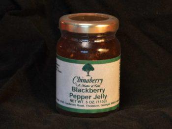 Blackberry Pepper Jelly